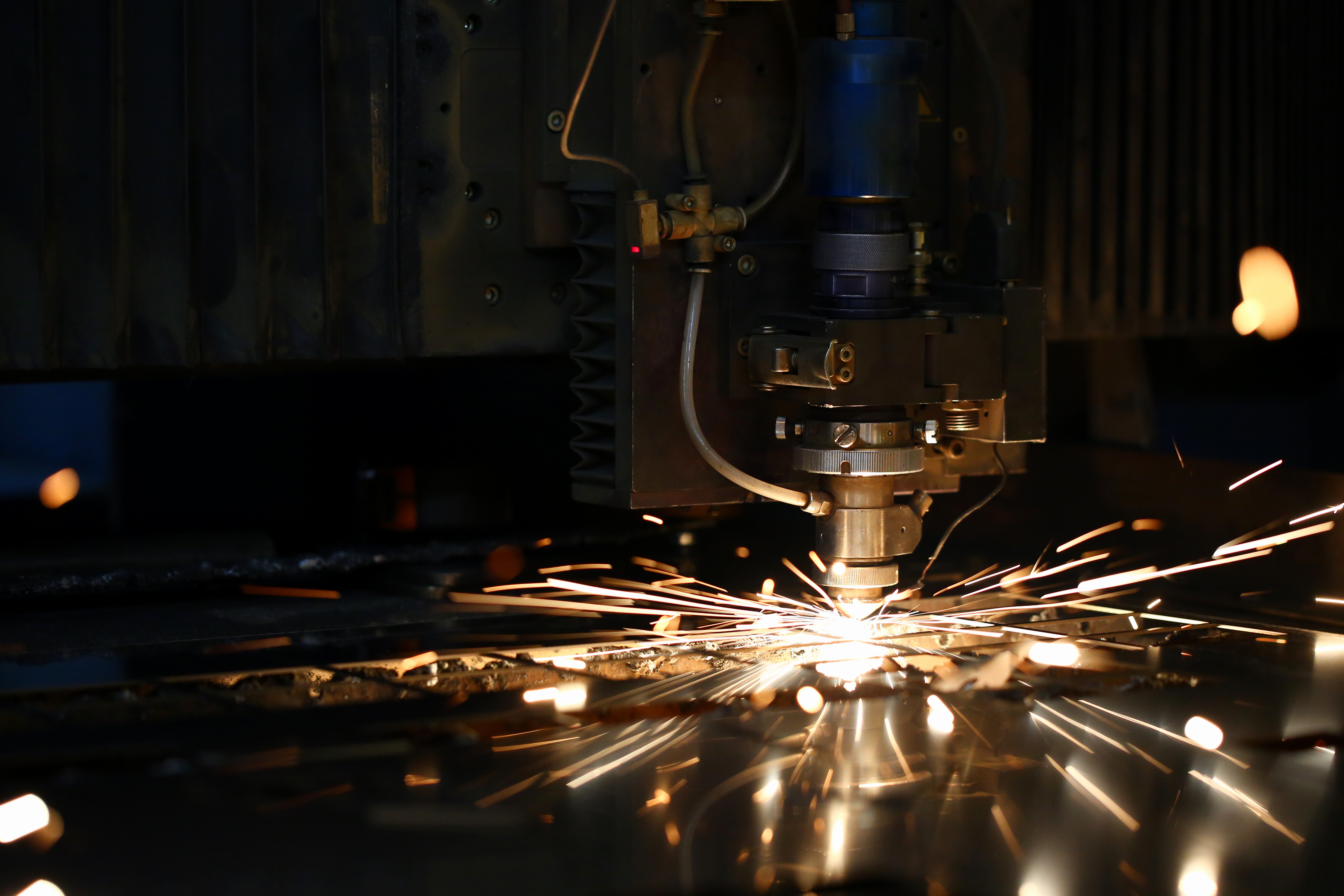 manufacturing drilling